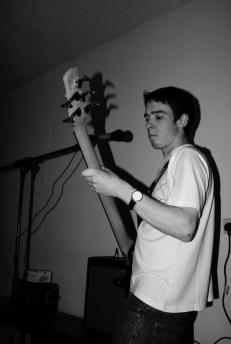 Joe black and white 5