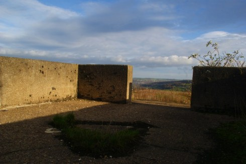 HAA Bunker Castle Hill 2