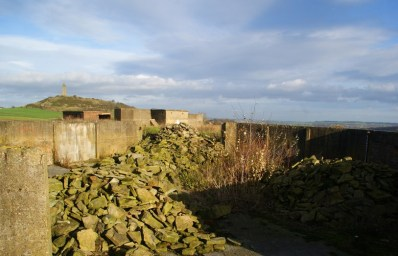 HAA Bunker Castle Hill 9