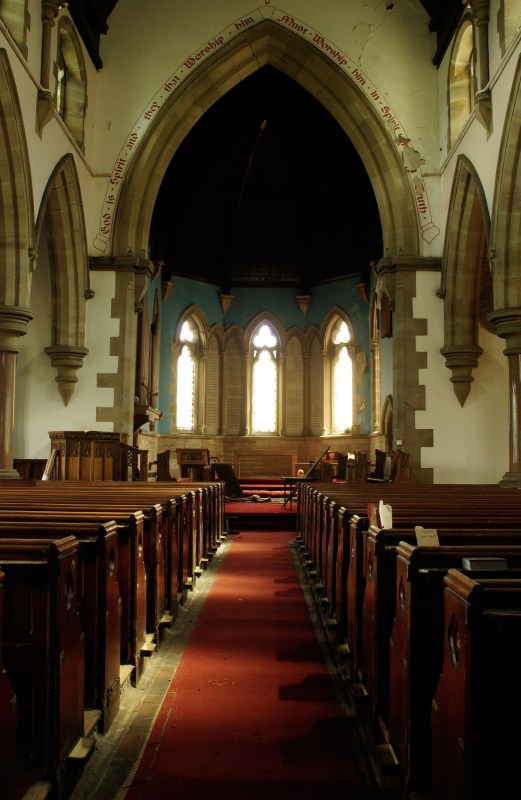 Saint Saviours Church 15