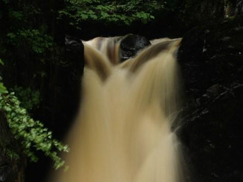 Ingleton waterfall 10