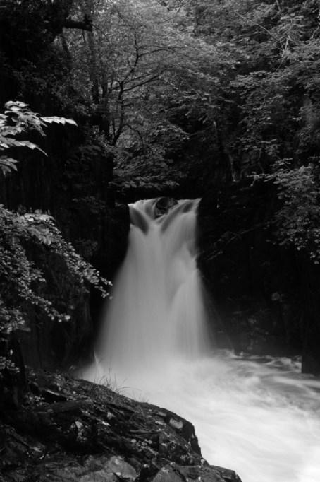 Ingleton waterfall 12