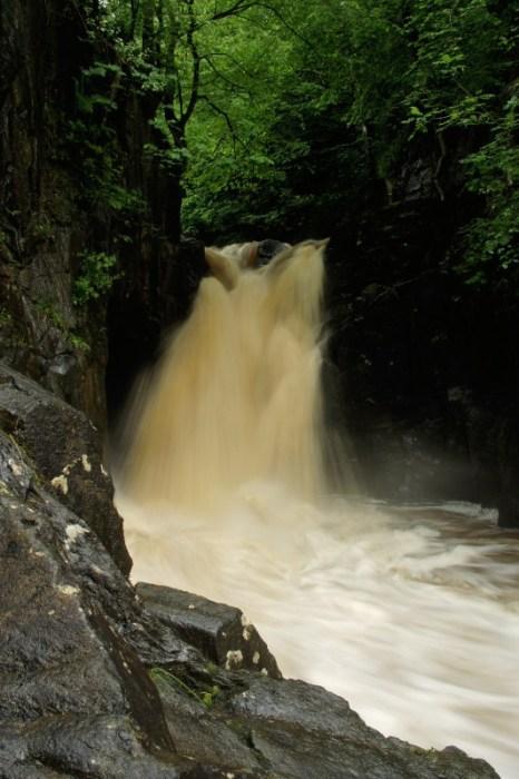 Ingleton waterfall 5
