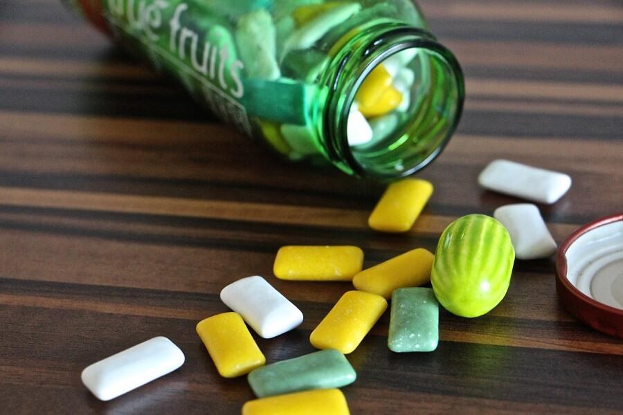 Le chewing-gum est-il mauvais pour la santé ?