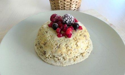 [Recette] Bowl cake riche en oméga-3 en 3 minutes