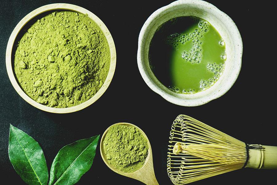 5 bienfaits du thé matcha