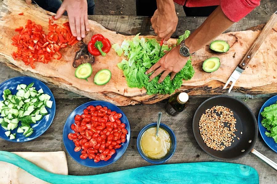 Comment équilibrer un repas facilement ?