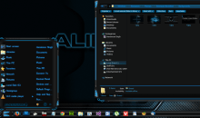 Alienware Evolution Windows 8