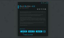 iPack Builder v2.2