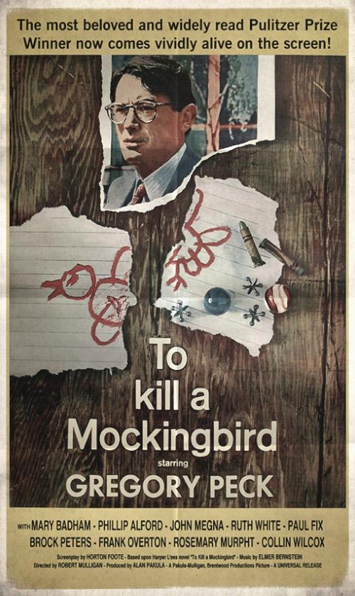 Poster of the movie «To Kill A Mockingbird»