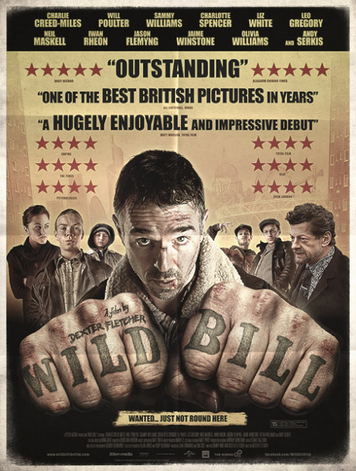 Poster of the movie «Wild Bill»