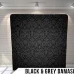BlackGreyDamask
