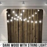 DarkWoodWithStringLights