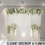 ElegantGreeneryFlowers