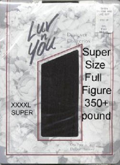 Thigh High XXXXL Super Size