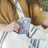 Carcasas personalizadas iphone samsnug movil Mr Broc