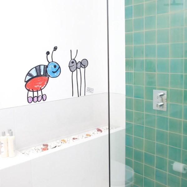 vinilos decorativos personalizados mr broc dibujos