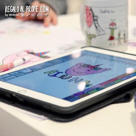 beneficios-colorear-dibujo-tablet