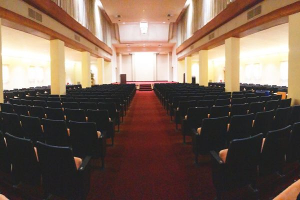 King Gillette Ranch Auditorium