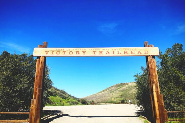 Victory Trailhead at Upper Las Virgenes Canyon Open Space Preserve