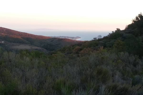 View from Charmlee