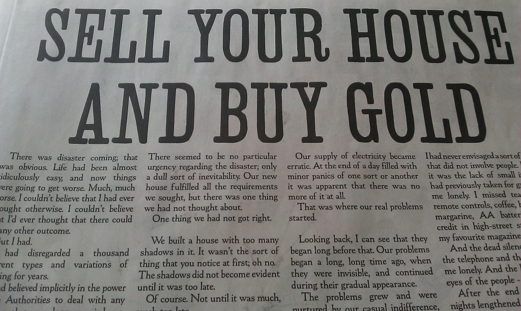 sell-your-house-and-buy-gold-by-stanley-donwood