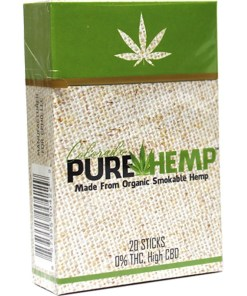 Colorado pure hemp cigarettes