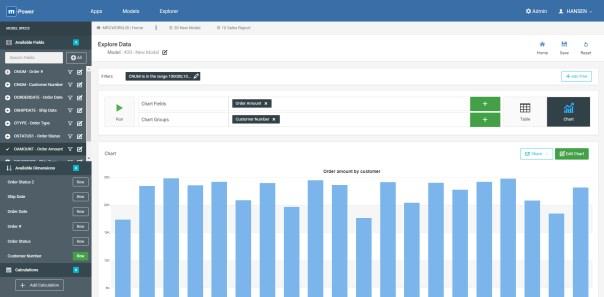 m-Power's Data Explorer