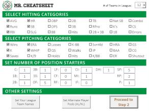 Cheatsheet-Screenshot