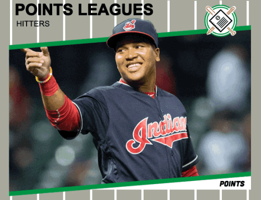 Points League Hitters