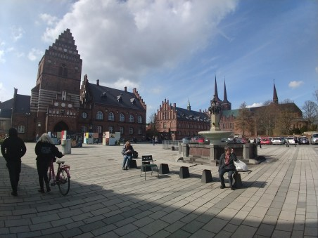 Roskilde square