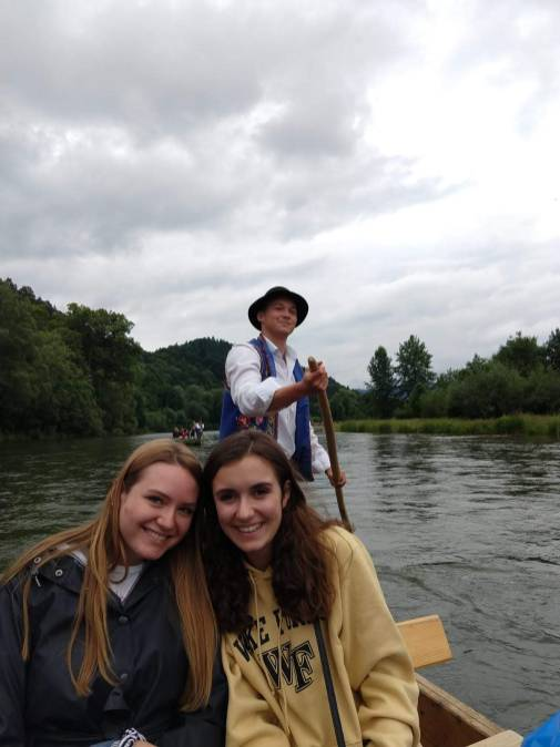 Smiles on the River