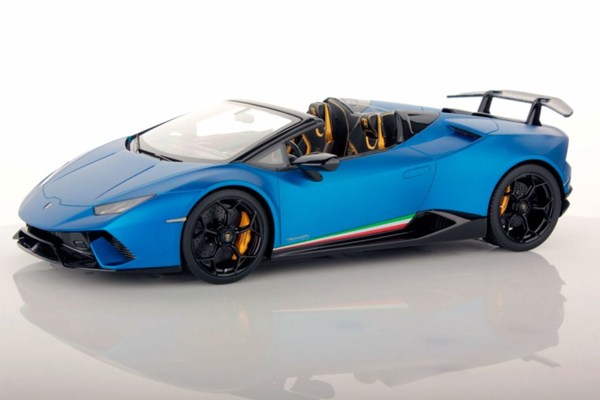 Lamborghini Huracán Performante Spyder 1:18 | MR ...