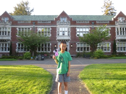 """Melody from """"Out of My Mind"""" visits Reed College"""