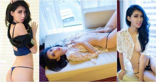 Image MrCong.com-TuiGirl-No.76-Hani-Bao-Bao-000 in post TuiGirl No.76: Người mẫu Hani Bao Bao (哈尼宝宝) (36 ảnh)