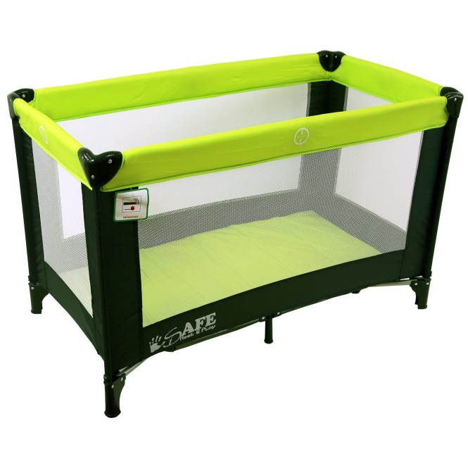 Product Travel Cot With Mattress