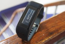 Garmin Vivosmart HR watch