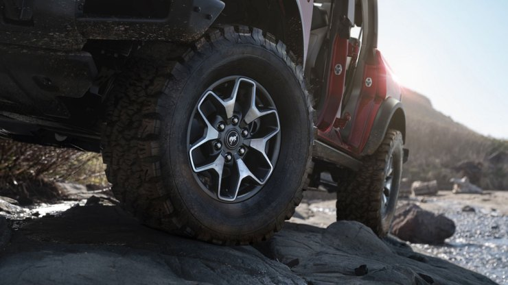 Ford Bronco Offroad
