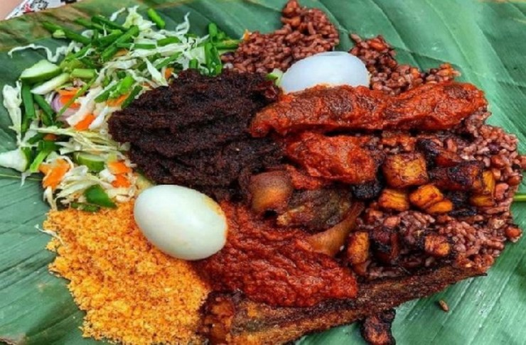 West African Foods waakye