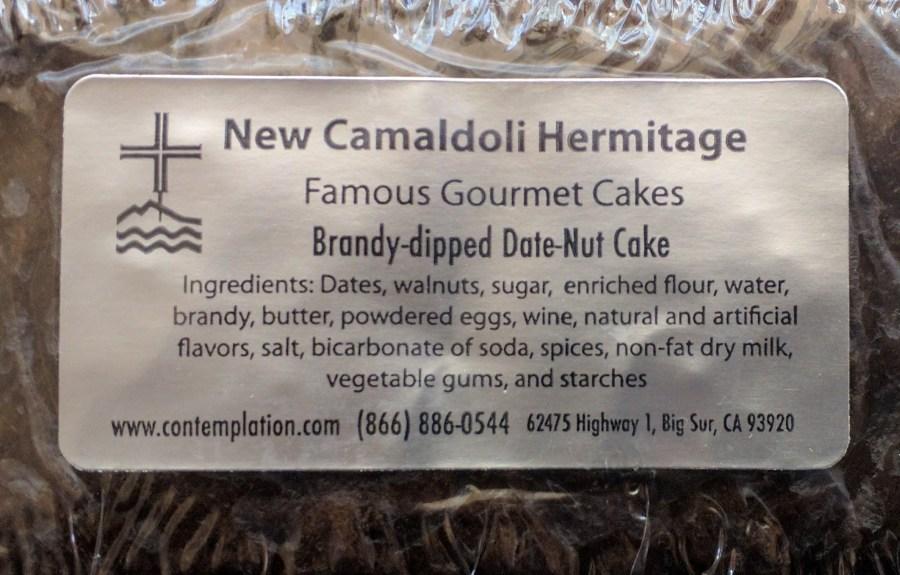 Date Nut Cake