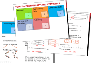 Stats Booklet