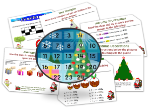 Christmaths Calendar