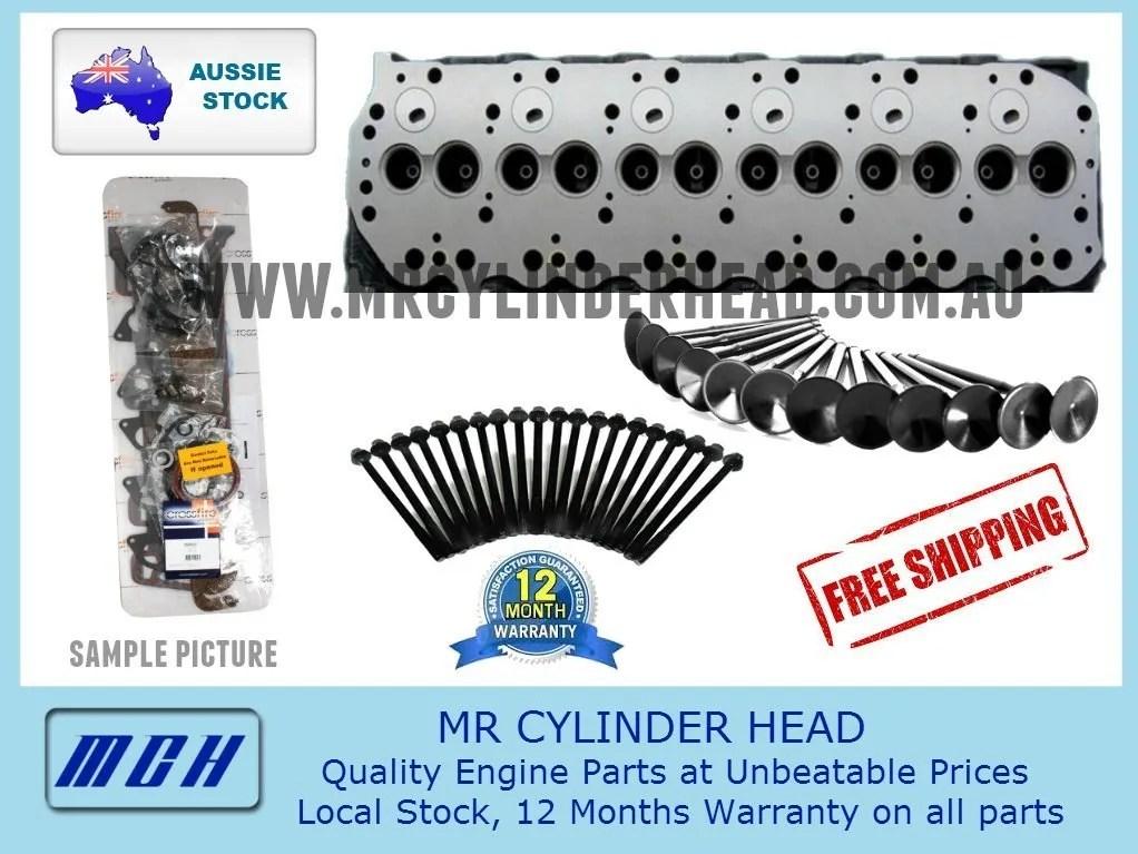 HEAD GASKET VRS KIT CYLINDER for FORD MAVERICK GQ TB42 TB42E Patrol Y60 88-97