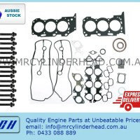 Toyota 1GR full VRS gasket set and head bolt kit MCH