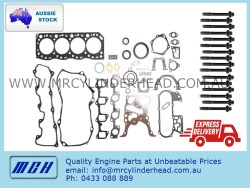 Toyota 5L full VRS gasket set and head bolt kit
