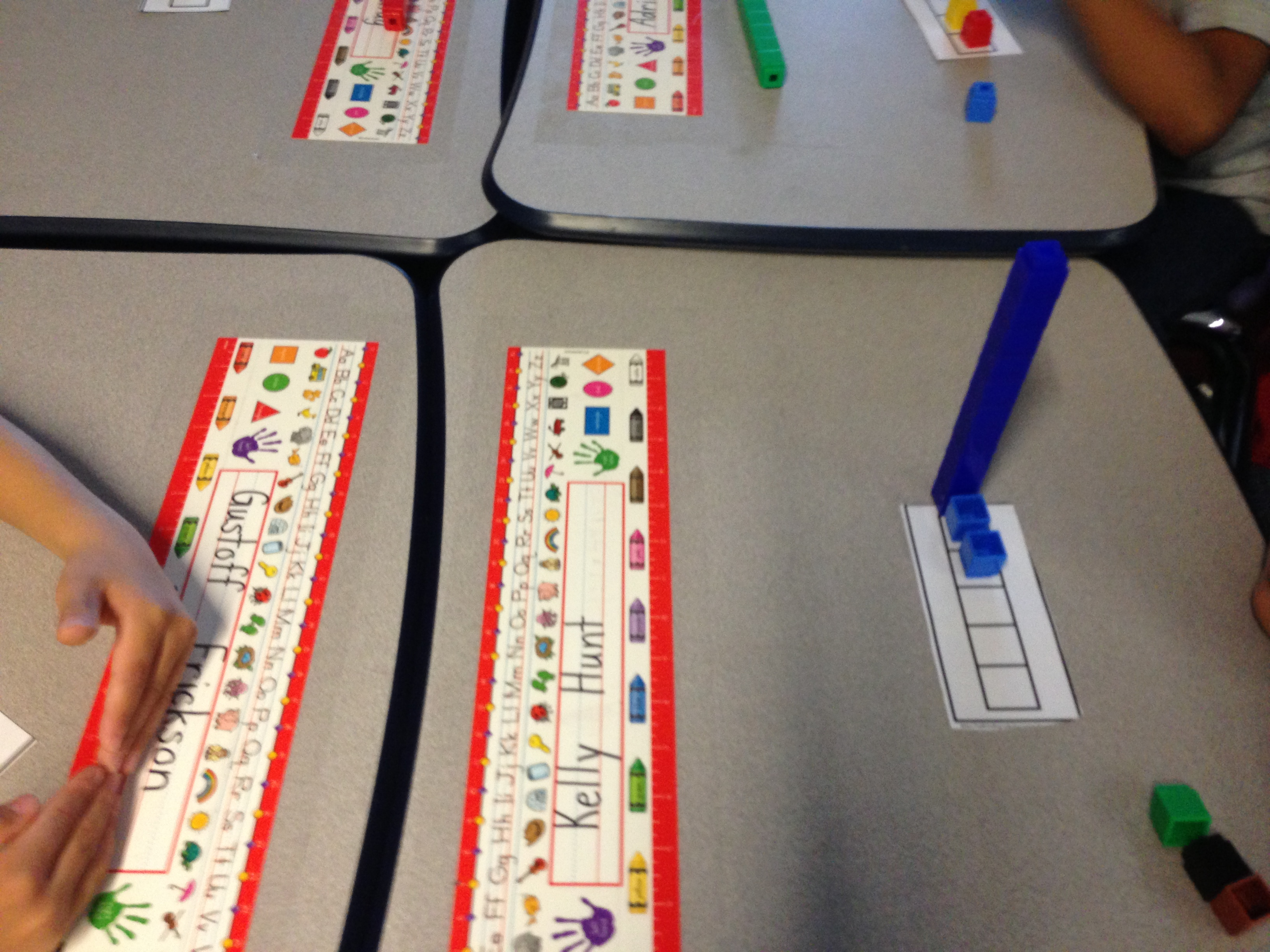 Decomposing Numbers 11 15