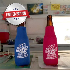 Limited Edition Bottle Cooler