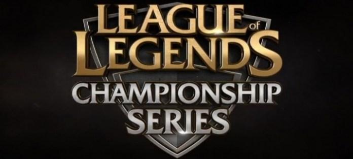 League of Legends League Championship Series