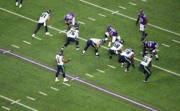 Minnesota Vikings vs. Seattle Seahawks August 24 2018