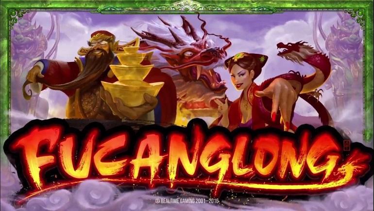 Fucanglong Slot Machine